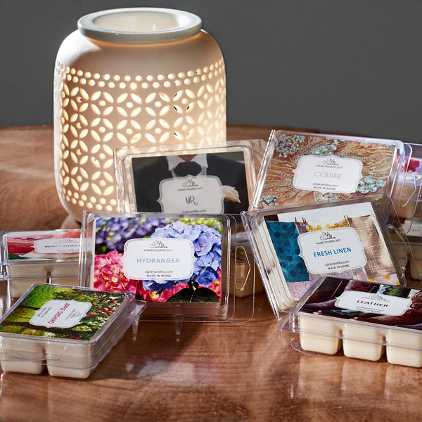 Soy Wax Melts by Style Candles