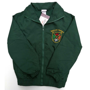 Crested Track Suit Jacket Only Bottle Green