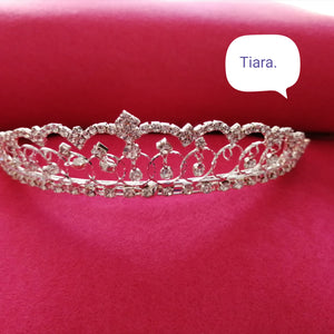 Tiara suitable for First Holy Communion.