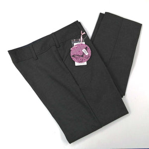 Girls Trousers Fitted Grey