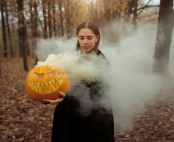 Halloween Fog Machine Safety