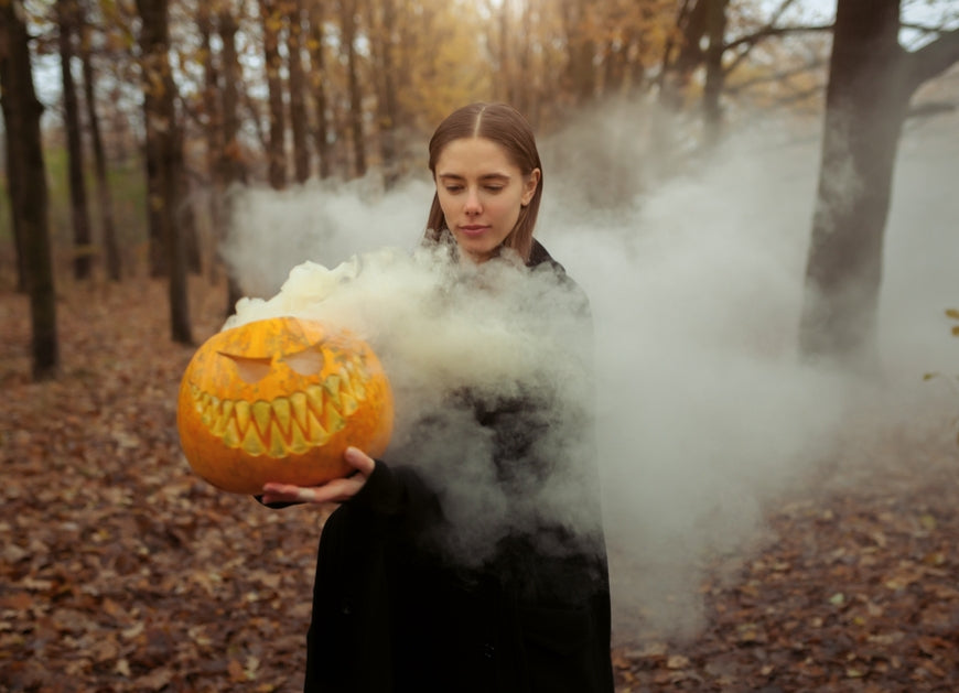 co2 halloween fog machine safety