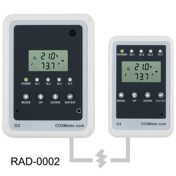 RAD-0002 Oxygen Depletion Safety Alarm