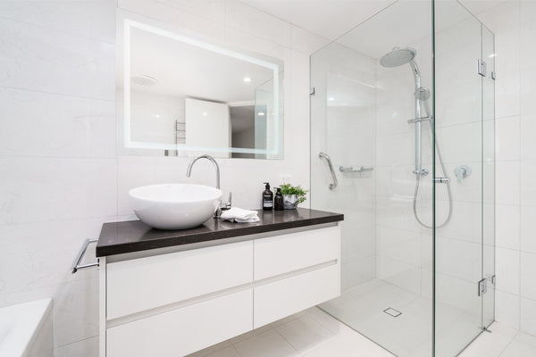 Lighting Design Tips for your Bathroom Renovation