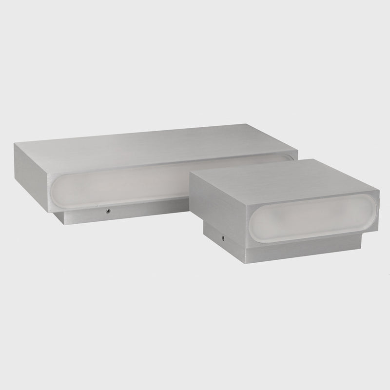 Wafer - Surface Mount Up/Down Wall Light 3K 6W