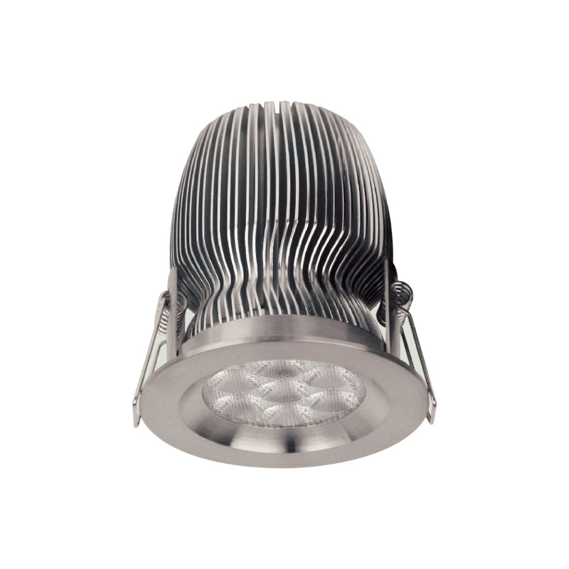 Downlight Round Brushed 316 Stainless Steel 21W CA135