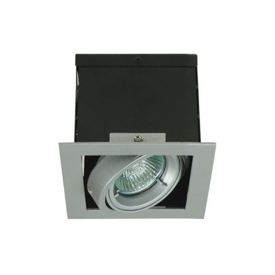 WL6/1 - Square Tilt Downlight