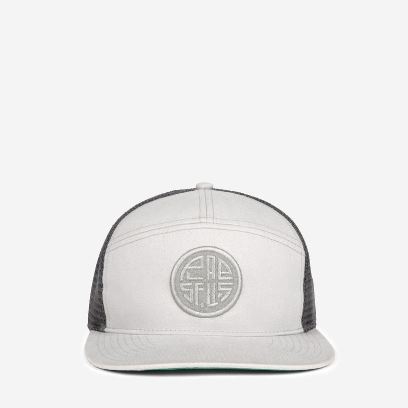 duffy trucker - light grey (adults/kids)