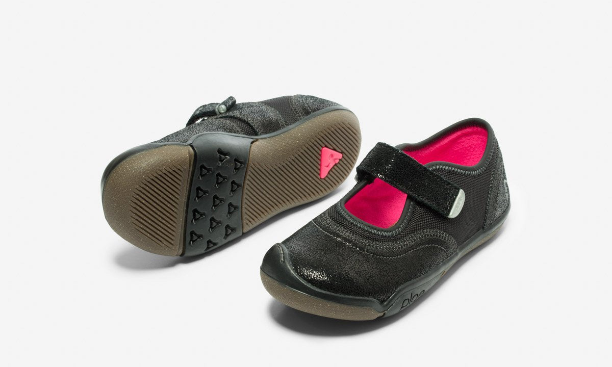 Emme Black - PLAE Kids Shoes - Mary Janes