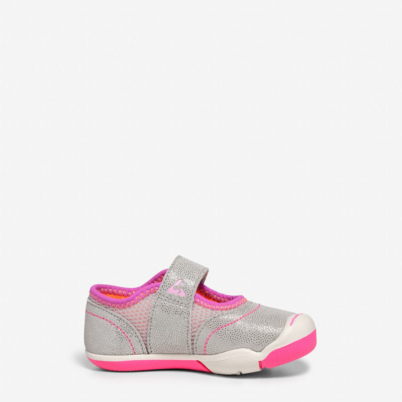 emme - silver/pink