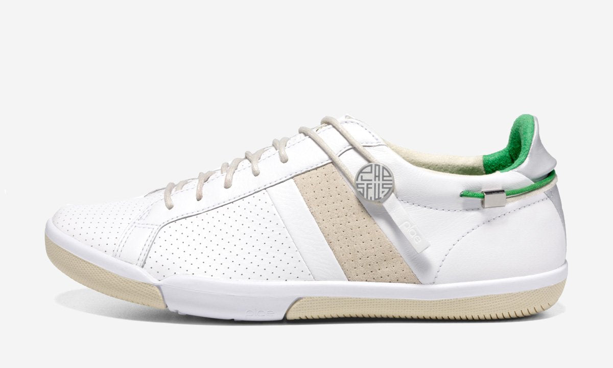 Mulberry White - PLAE Sneakers