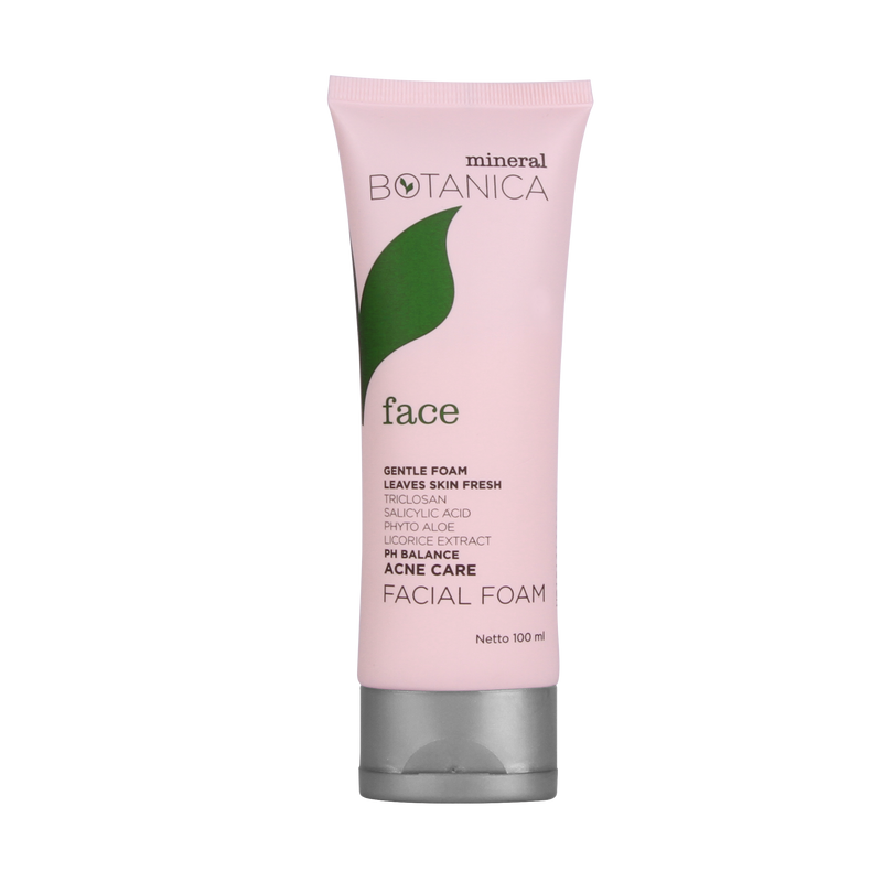 Acne Care - Facial Foam