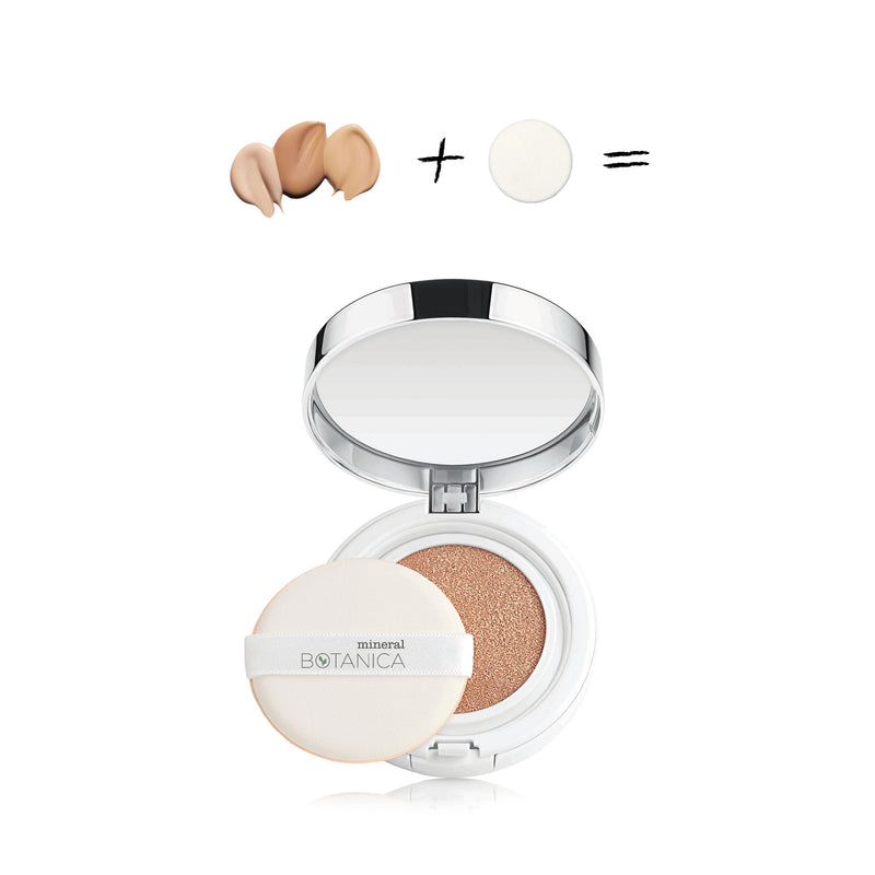 Air Cushion Foundation - Slight Dewy Finish