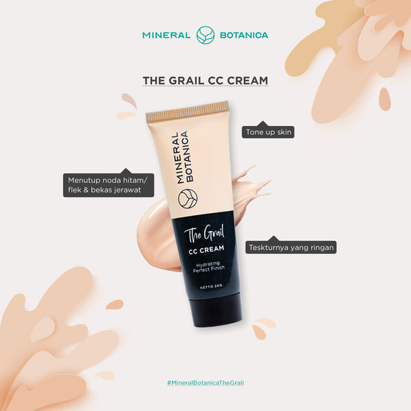 The Grail CC Cream