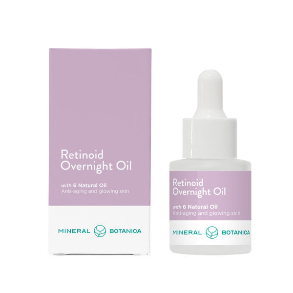 Retinoid Overnight Oil with 6 Natural Oils