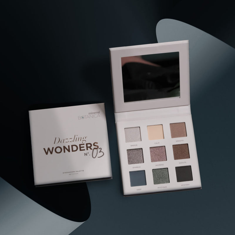 Glow Series - Eyeshadow Palette Dazzling Wonders No. 03