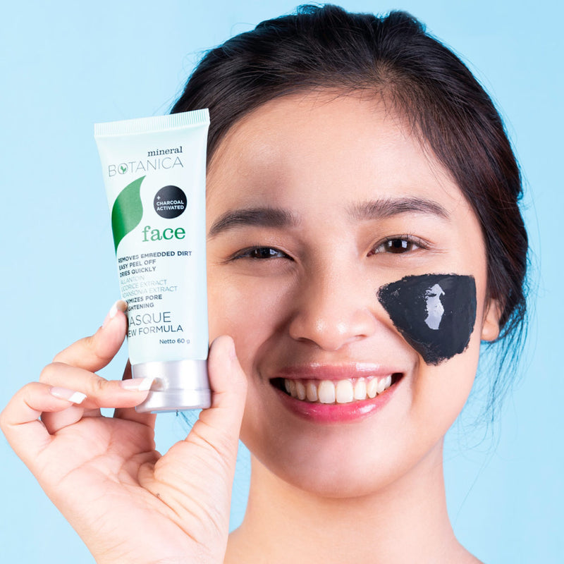 Brightening - Masque + Charcoal Activated
