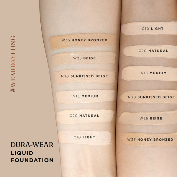 Dura-Wear Liquid Foundation