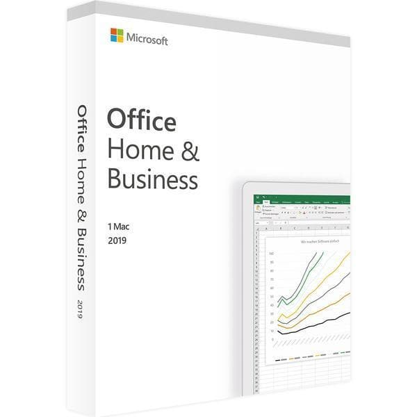 Office 2019 Home and Business Mac - LIZENZEXPERTE
