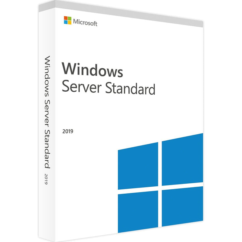 Microsoft Windows Server 2019 Standard 16-Core - LIZENZEXPERTE