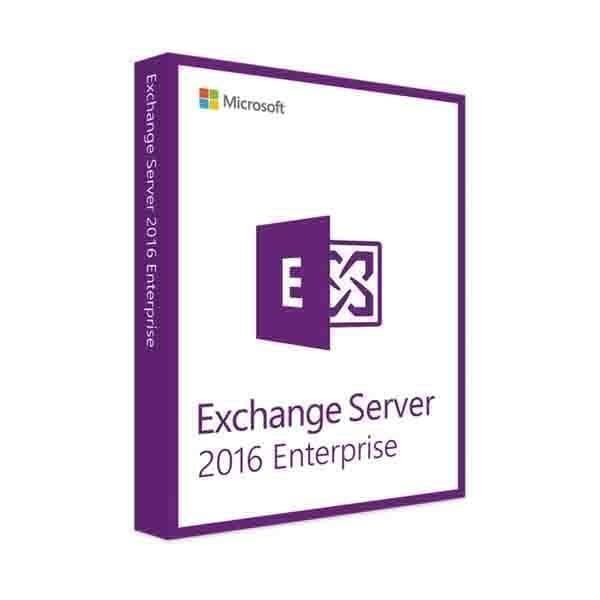 Exchange Server 2016 Enterprise - LIZENZEXPERTE