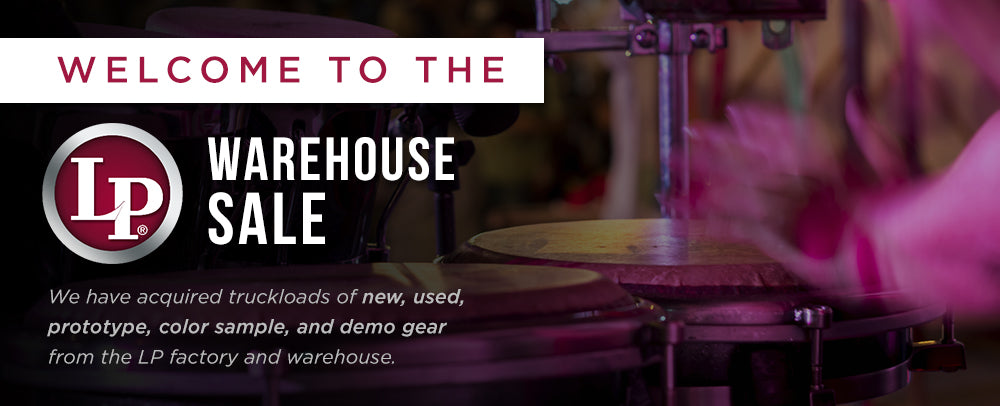 LP Warehouse Sale