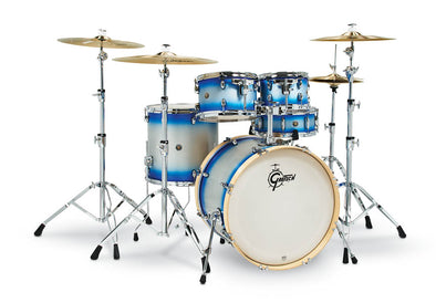Gretsch Catalina Special Edition Birch 5 Piece Shell Pack Blue Silver Duco