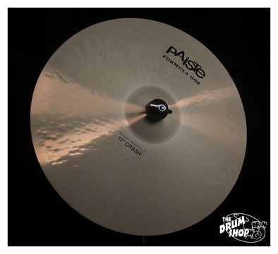 Paiste 17'' Formula 602 Modern Essentials Crash
