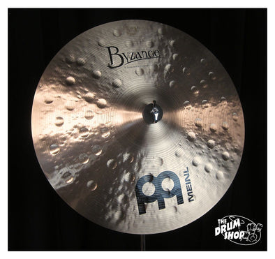 MEINL BYZANCE 18'' TRADITIONAL EXTRA THIN HAMMERED CRASH