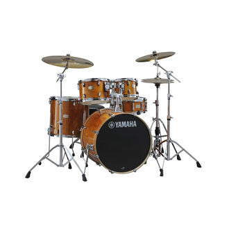 Yamaha Stage Custom Birch Honey Amber