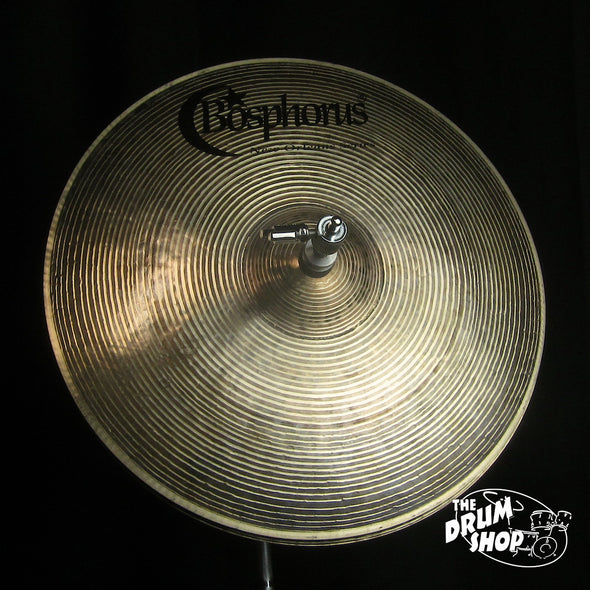 "Bosphorus 14"" New Orleans Series Hi Hats"