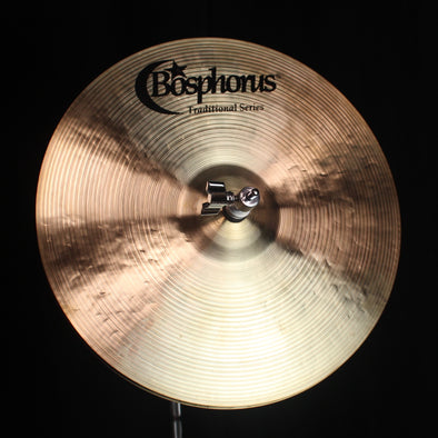 "Bosphorus 14"" Traditional Series Crisp Hi Hats - 960g/1170g"