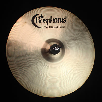 "Bosphorus 14"" Traditional Series Medium Crash - 709g"