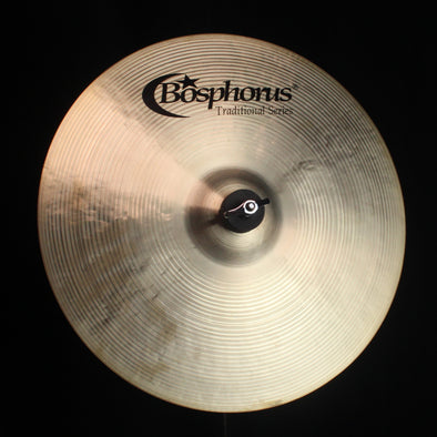 "Bosphorus 14"" Traditional Series Medium Thin Crash - 692g"