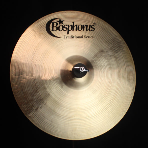 "Bosphorus 14"" Traditional Series Thin Crash - 618g"