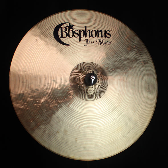 "Bosphorus 19"" Jazz Master Series Ride - 1437g"