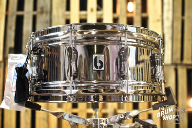 British Drum Co. 14x6 Bluebird Snare Drum (video demo)