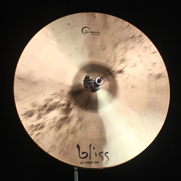 "Dream 14"" Bliss Hi Hats - 805g/977g"