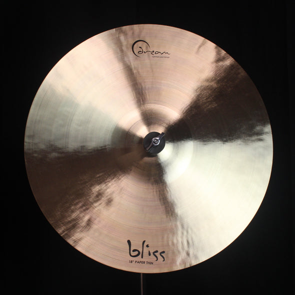 "Dream 18"" Bliss Paper Thin Crash - 1151g"