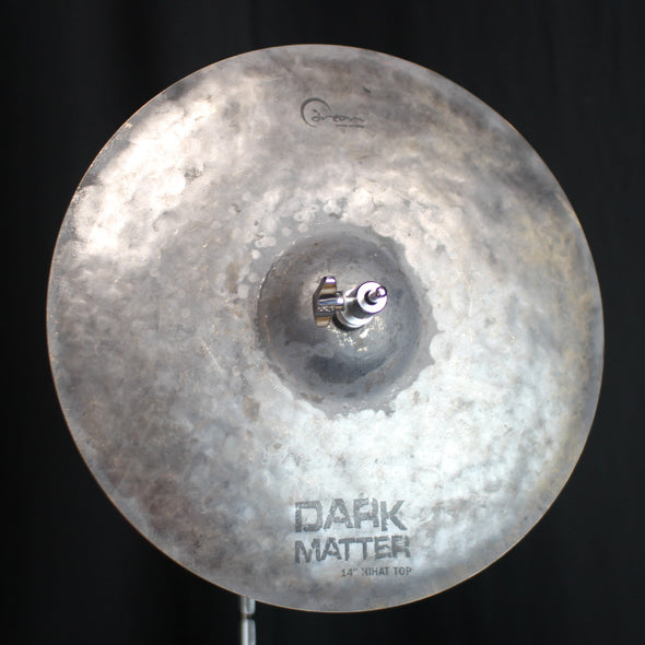 "Dream 14"" Dark Matter Hi Hats - 1108g/1282g"