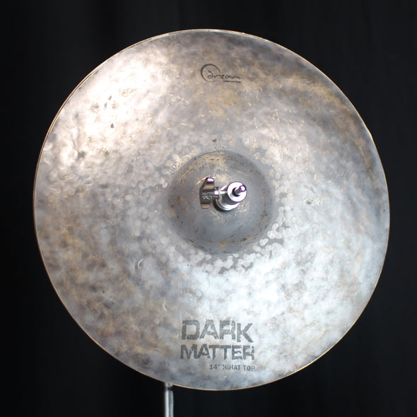 "Dream 14"" Dark Matter Hi Hats - 1065g/1284g"