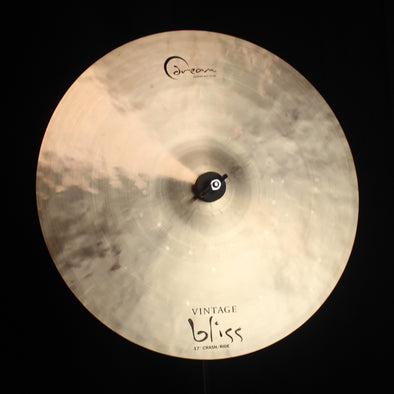 "Dream 17"" Vintage Bliss Crash Ride - 1161g"