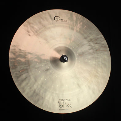 "Dream 22"" Vintage Bliss Crash Ride - 2250g"