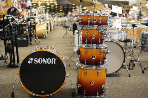 Sonor Force 2007 4 Piece Shell Pack Plus Snare