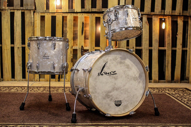 Sonor Vintage Series Vintage Pearl / Chrome 20/12/14