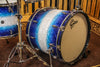 Gretsch Brooklyn Blue Burst Pearl Drum Set - 18x22, 7x10, 8x12, 14x16, 5.5x14