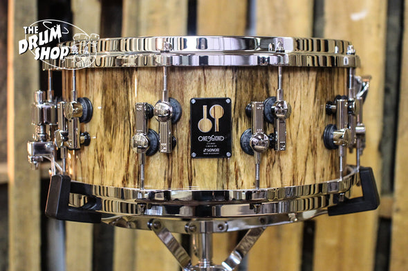 Sonor One of a Kind Snare Drum 14x6.5 Etimoe