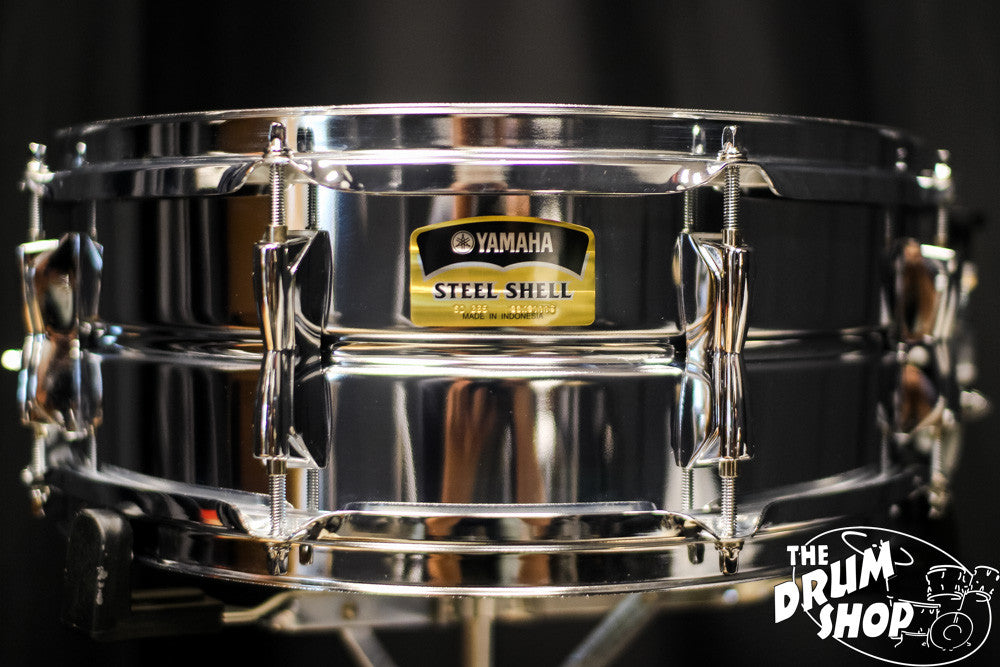 Yamaha stage custom steel shell sd 265 snare the for Yamaha stage custom steel snare drum 14x6 5