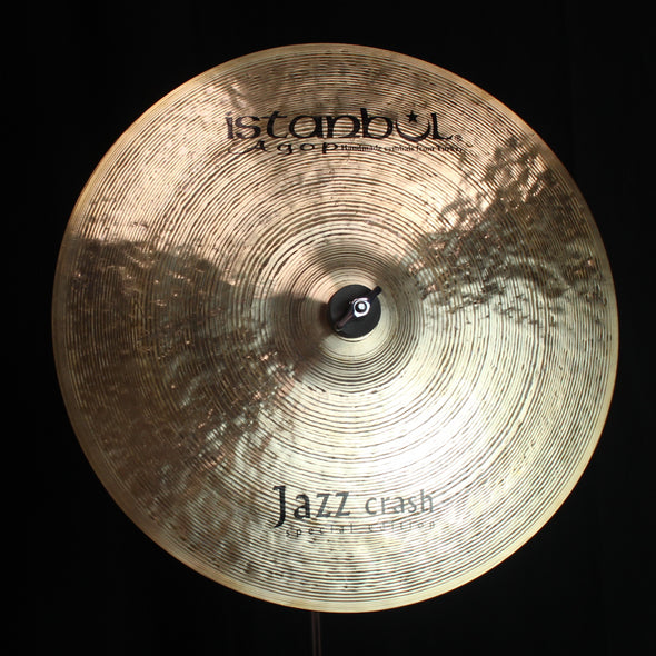 "Istanbul Agop 17"" Special Edition Jazz Crash - 1120g"