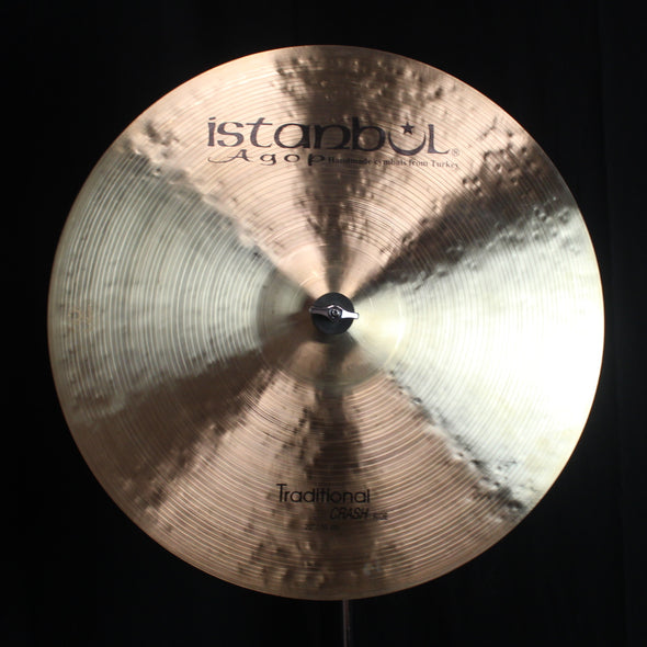 "Istanbul Agop 20"" Traditional Crash Ride - 2044g"